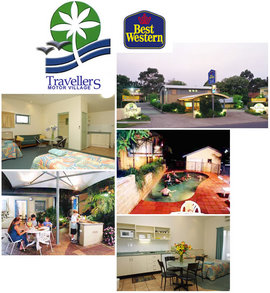 Travellers Motor Village - Bundaberg Accommodation