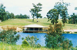 Lake Charlotte Winery - Bundaberg Accommodation