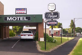 The Diplomat Motel - Bundaberg Accommodation