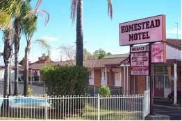 The Homestead Motor Inn - Bundaberg Accommodation