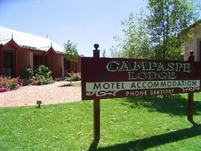 Campaspe Lodge - Bundaberg Accommodation