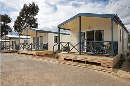 Crestview Top Tourist Park - Bundaberg Accommodation