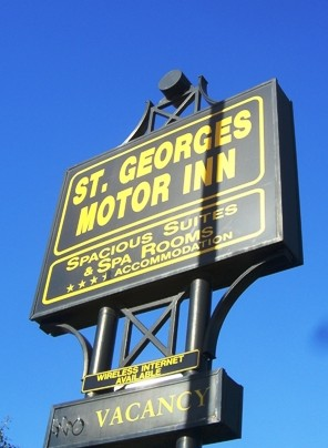 St Georges Motor Inn - Bundaberg Accommodation