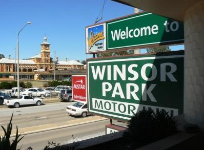 Albury Winsor Park Motor Inn - Bundaberg Accommodation