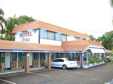 Arosa Motel - Bundaberg Accommodation