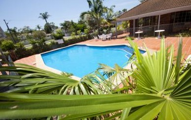 Island Palms Motor Inn - Bundaberg Accommodation