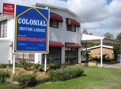 Colonial Motor Lodge - Bundaberg Accommodation
