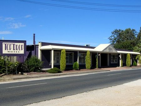 Top Drop Motel - Bundaberg Accommodation
