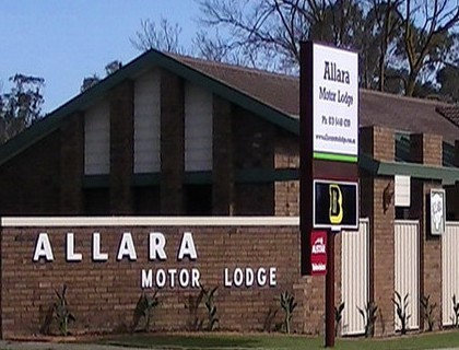Allara Motor Lodge - Bundaberg Accommodation