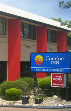 Comfort Inn Central Deborah - Bundaberg Accommodation