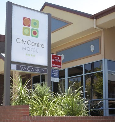 City Centre Motel - Bundaberg Accommodation