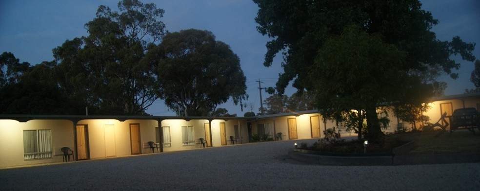 Euroa Motor Inn - Bundaberg Accommodation