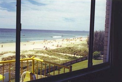 Surfers Pacific Towers - Bundaberg Accommodation