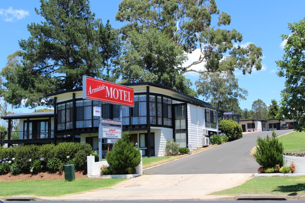 Armidale Motel - Bundaberg Accommodation