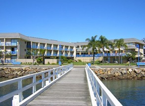 Mariners On The Waterfront - Bundaberg Accommodation