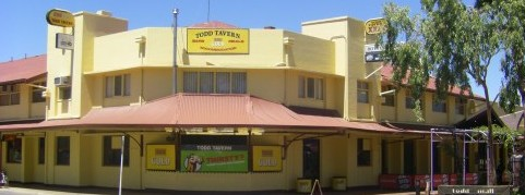 Todd Tavern - Bundaberg Accommodation
