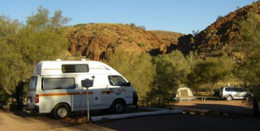 Glen Helen Resort - Bundaberg Accommodation