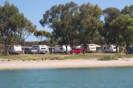 Streaky Bay Foreshore Tourist Park - Bundaberg Accommodation