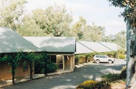 Burra Motor Inn - Bundaberg Accommodation
