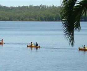 Lake Bennett Resort - Bundaberg Accommodation