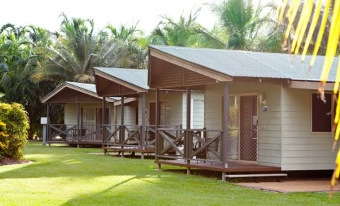Darwin FreeSpirit Resort - Bundaberg Accommodation