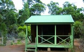 Mambray Creek Cabin - Bundaberg Accommodation
