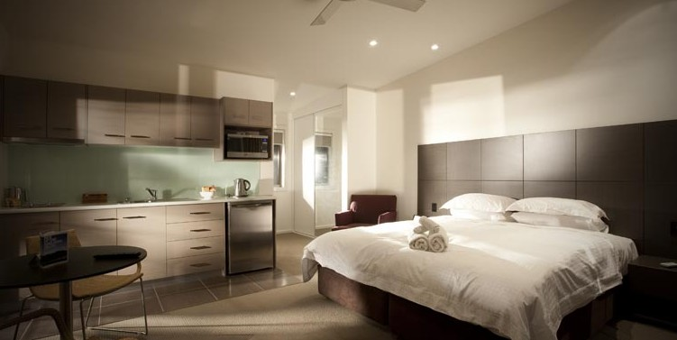 Longview Vineyard Apartments - Bundaberg Accommodation