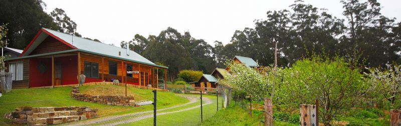 Elvenhome Farm Cottage - Bundaberg Accommodation