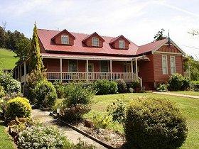Cradle Manor - Bundaberg Accommodation