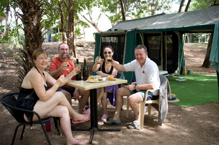 Adels Grove Camping Park - Bundaberg Accommodation