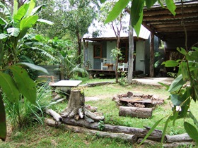 Ride On Mary Bush Cabin Adventure Stay - Bundaberg Accommodation