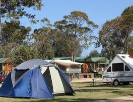 BIG4 Moruya Heads Easts at Dolphin Beach Holiday Park - Bundaberg Accommodation