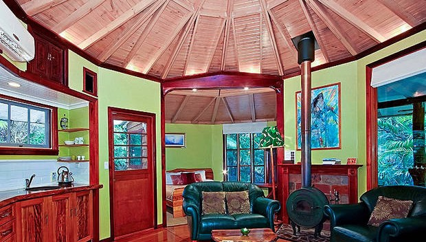 Mt Warning Rainforest Retreat  - Bundaberg Accommodation