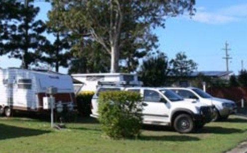 Browns Caravan Park - Bundaberg Accommodation