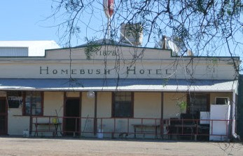 The Homebush - Bundaberg Accommodation
