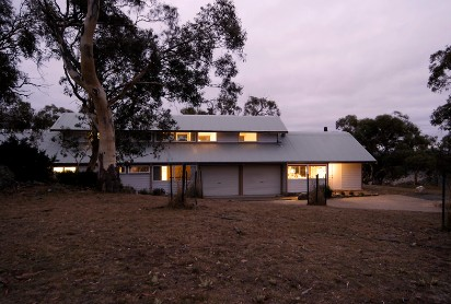 Silvertop Snowy Mountains Retreat - Bundaberg Accommodation