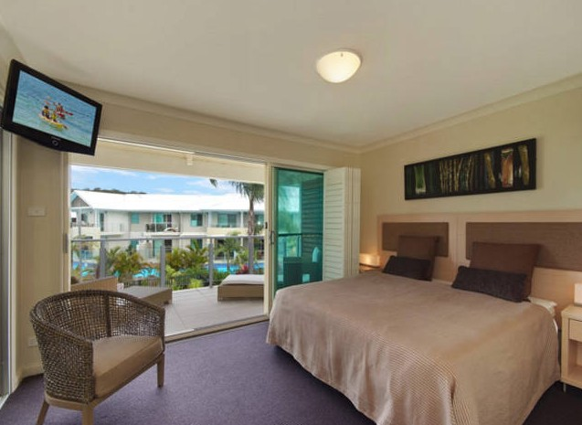 Pacific Blue Townhouse 358 - Bundaberg Accommodation