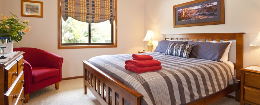Clifton Gardens Bed and Breakfast - Orange NSW - Bundaberg Accommodation