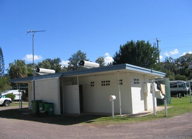 Armstrong Beach Caravan Park - Bundaberg Accommodation