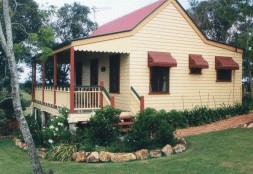Mango Hill Cottages Bed and Breakfast - Bundaberg Accommodation