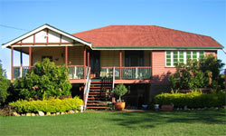 Mango Paradise Bed and Barra - Bundaberg Accommodation