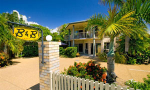 While Away Bed and Breakfast - Bundaberg Accommodation