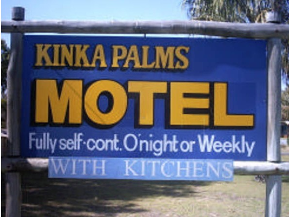 Kinka Palms Beachfront Apartments / Motel - Bundaberg Accommodation