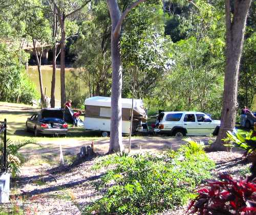 Burrum River Caravan Park - Bundaberg Accommodation