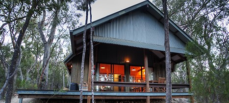 Girraween Environmental Lodge - Bundaberg Accommodation