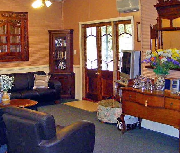 Windswept Country Retreat - Bundaberg Accommodation