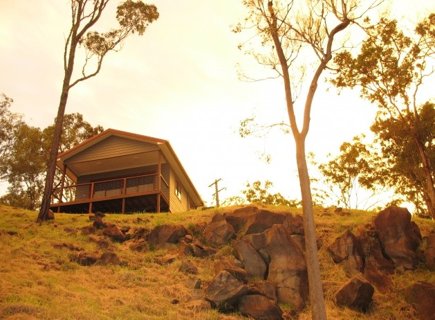 ecoRidge Hideaway - Bundaberg Accommodation