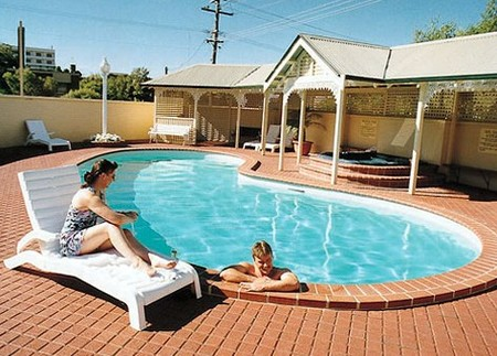 Best Western Clifton  Grittleton Lodge - Bundaberg Accommodation