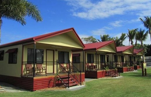 Big 4 Capricorn Palms Holiday Village - Bundaberg Accommodation