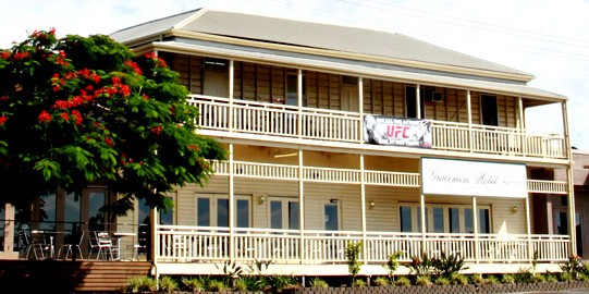 Gracemere Hotel - Bundaberg Accommodation